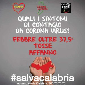 Febbre Tosse Calabria Contatto