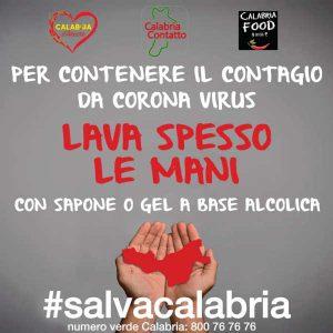 Lava Mani Calabria Contatto