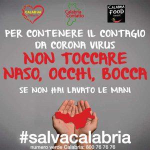 Non Toccare Calabria Contatto