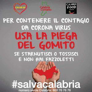 Piega Gomito Calabria Contatto