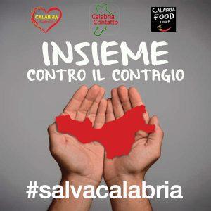 Salvacalabria Coronavirus Calabria Contatto