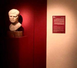 Busto Agrippa Museo Vibo Valentia Calabria Contatto