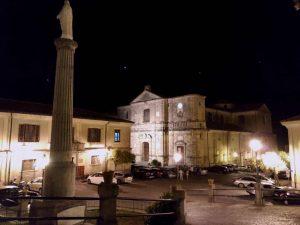 Duomo Squillace Chiesa Calabria Contatto