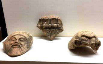 Reperti Museo Sibari Vibo Calabria Contatto
