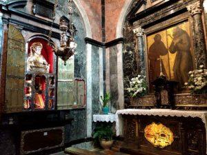 Santuario San Francesco Paola Calabria Contatto