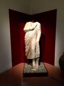 Statua Palliato S.Aloe Vibo Valentia Calabria Contatto