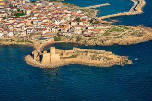 Isola Capo Rizzuto Le Castella Calabria Contatto