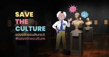 Save The Culture Galleria Cosenza Calabria Contatto