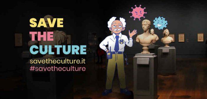 Save The Culture Galleria Cosenza Calabria Contatto