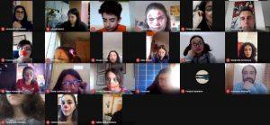 Teatro Online Scuola Corea Calabria Contatto