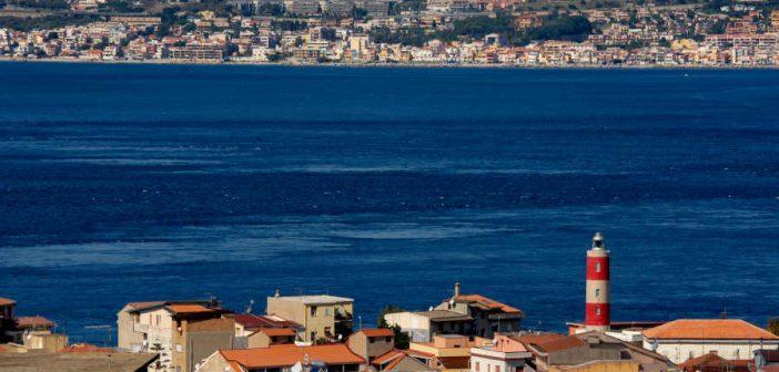 Stretto Messina Faro Punta Pezzo Ivan Comi Calabria Contatto