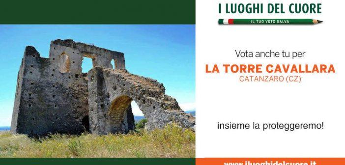 Torre Cavallara FAI Votazione Luoghi Cuore Calabria Contatto