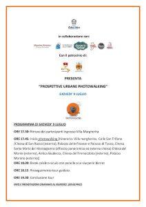 Photowalking Prospettive Urbane Locadina Calabria Contatto