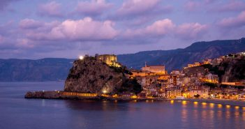Scilla Castello Ivan Comi Calabria Contatto