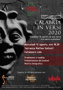 Calabria In Versi Evento Finale Agosto Calabria Contatto