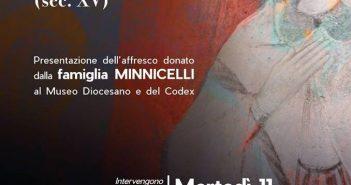 Donato Affresco Annunciazione Museo Codex Calabria Contatto
