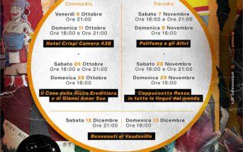 Ricomincio da 5 Edizione Straordinaria Calabria Contatto