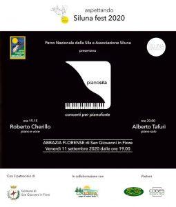 Siluna Fest Piano Sila Locandina Calabria Contatto