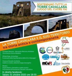 Evento Streaming Torre Cavallara Calabria Contatto