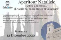 Come Una Volta Natale Locandina Catanzaro Calabria Contatto