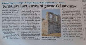 Gazzetta Sud Torre Cavallara Catanzaro Calabria Contatto