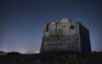 Torre Cavallara Notte Catanzaro Fai Calabria Contatto
