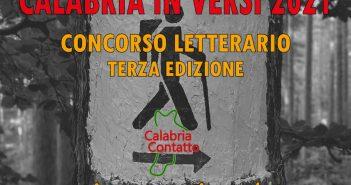 Concorso Letterario 2021 Presentazione Calabria Contatto