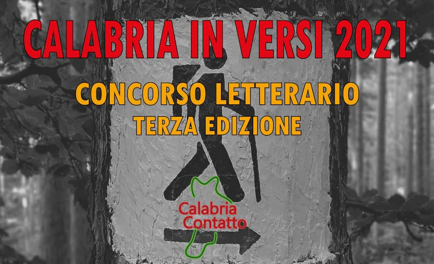 Concorso Letterario 2021 Scheda Adesione Calabria Contatto