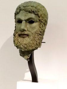 Testa di Basilea Museo di Reggio Calabria Contatto