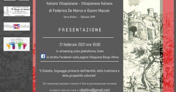 Villapiana Dizionario Dialetto Calabria Contatto