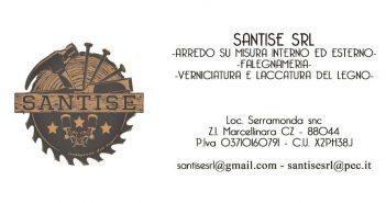 Santise SRL Logo Descrizione Calabria Contatto