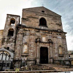 Chiiesa San Domenico Badolato Facciata Calabria Contatto