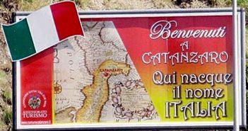 Cartellone Catanzaro Nome Italia Calabria Contatto