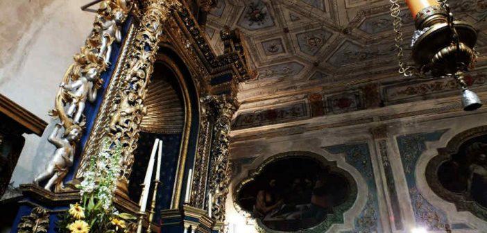Chiesa Taverna Altare Calabria Contatto