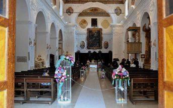 Chiesa Taverna San Domenico Navata Centrale Calabria Contatto