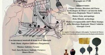 Riti Ultimo Viaggio Locandina Kaulon Dante Calabria Contatto