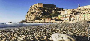 Scilla Spiaggia Mare Liriti Calabria Contatto