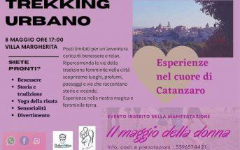 Trekking Urbano Festa Della Mamma Culturattiva Catanzaro Calabria Contatto