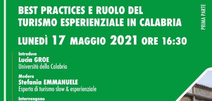 Best practices e ruolo del turismo esperienziale in Calabria