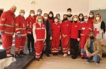 Volontari Della Croce Rossa Italiana Badolato Covid Calabria Contatto