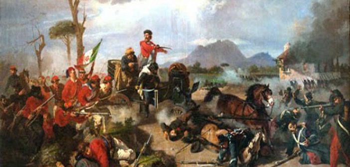 La Battaglia Di Capua Andrea Cefaly Calabria Contatto