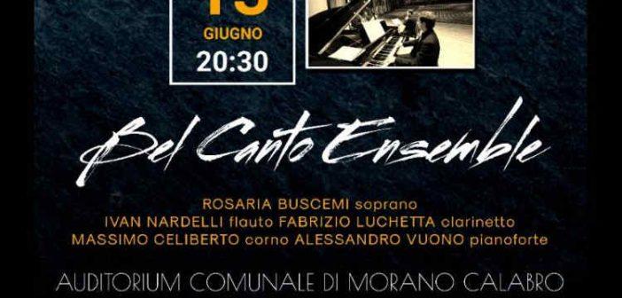 Bel Canto Ensemble Morano Calabria Contatto