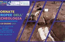 Locandina Giornate Europee Archeologia 2021 Calabria Contatto