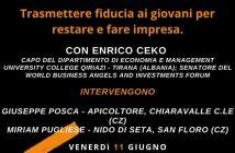 Swap Cafè Trasmettere Fiducia Giovani Impresa Calabria Contatto