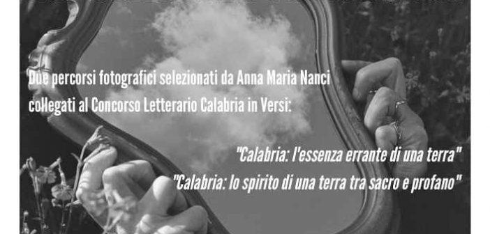 Calabria in versi 2021: l'esposizione fotografica
