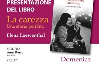 Locandina Presentazione La Carezza Calabria Contatto