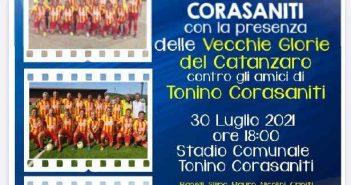 Memorial Tonino Corasaniti Catanzaro Calabria Contatto