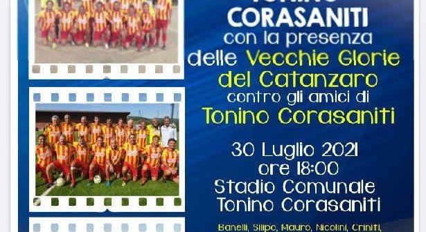 Memorial Tonino Corasaniti, autentico uomo di sport