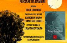 Pensare Da Bambini Chiriano Locandina Evento Calabria Contatto