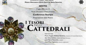 Tesori Cattedrali Santa Severina Calabria Contatto